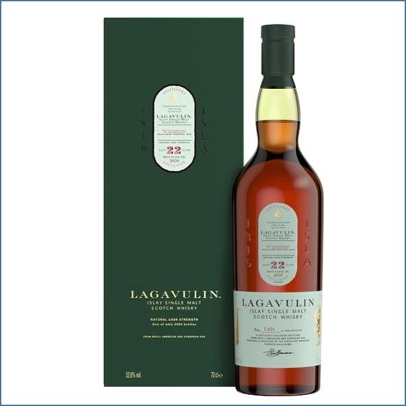 Lagavulin Jazz 2020 Release 52.6%