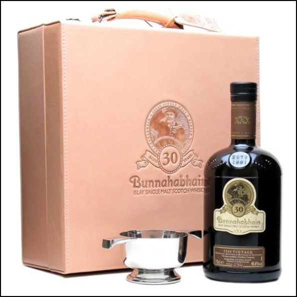 Bunnahabhain 30 Year Old  Ratings and reviews 70cl 45.4%