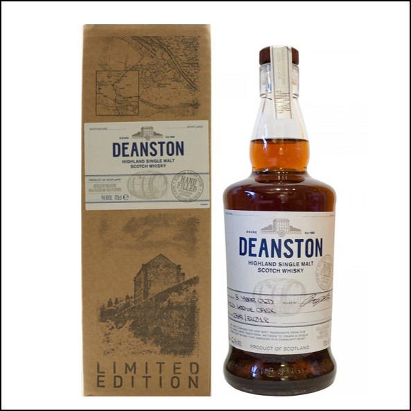 Deanston 8 Year Old Red Wine Cask