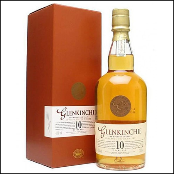 Glenkinchie 10 Years Old 75cl 43%