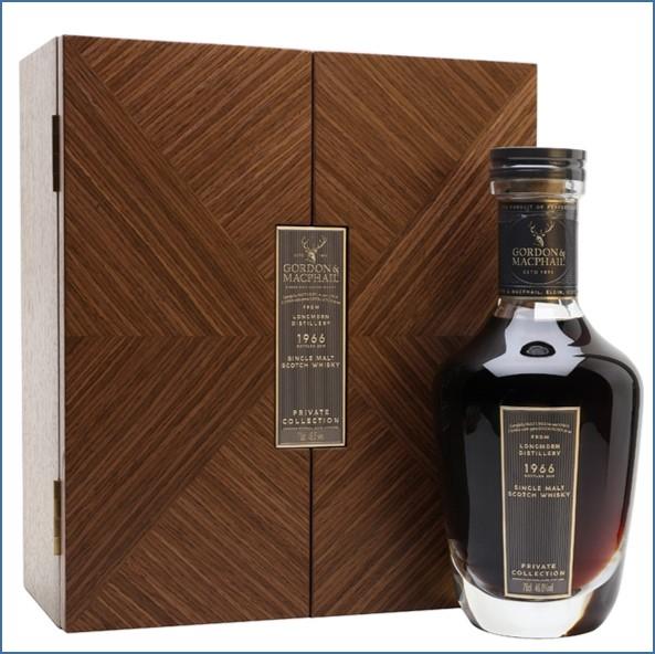 Longmorn 1966 Private Collection Gordon & MacPhail 70cl 46%
