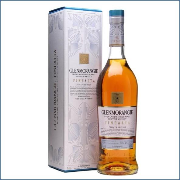 Glenmorangie Finealta Private Edition-2 70cl 46% 2011