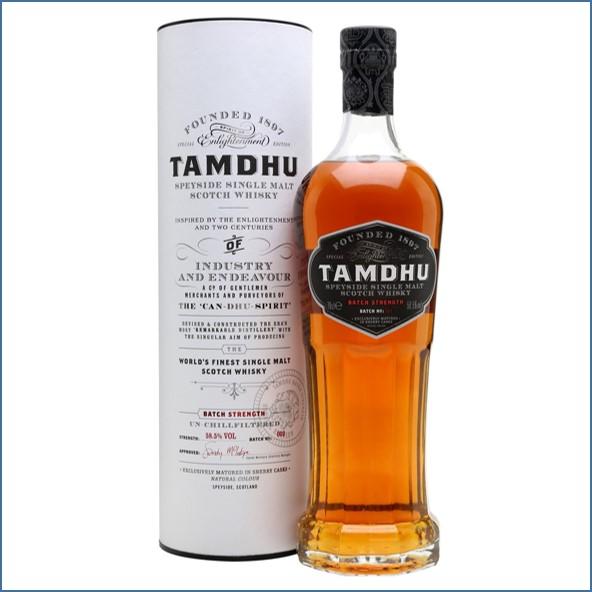 Tamdhu Batch Strength Batch No.2 70cl 58.5%