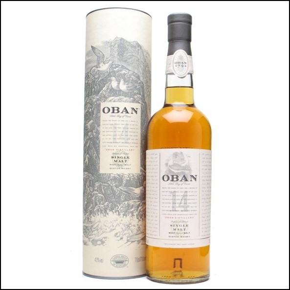 Oban 14 Year Old 70cl 43%