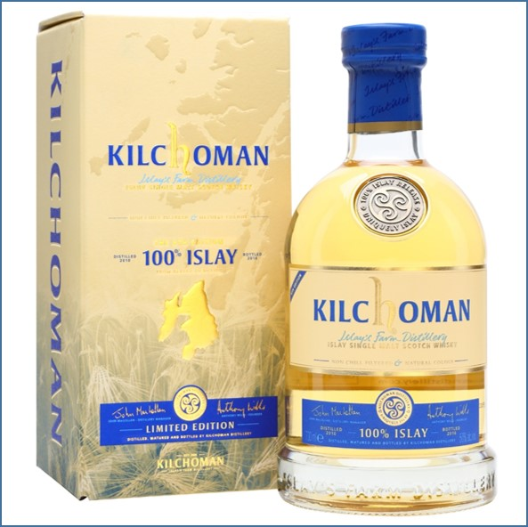 Kilchoman 100% Islay  6th Edition 70cl 50.9%