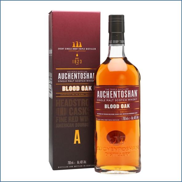 Auchentoshan Blood Oak 70cl 46%