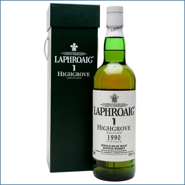 Laphroaig 1990 Highgrove House 70cl 43%