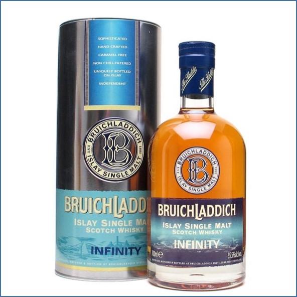 Bruichladdich INFINITY 1nd Edition  2005 70cl 55.5%