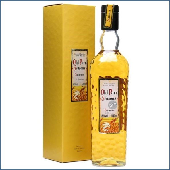 Old Parr Seasons Summer Blended Scotch Whisky 50cl 43%