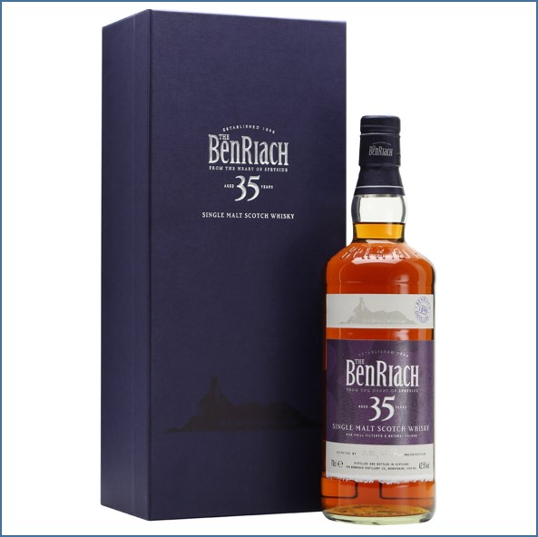 Benriach 35 Year Old 70cl 42.5%