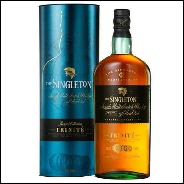 The Singleton of Glen Ord Trinité 2014 100cl 40% 蘇格登大師精選 Trinité