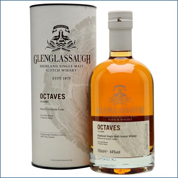 Glenglassaugh Octaves Classic Batch 1 Highland Single Malt Scotch Whisky 70cl 44%