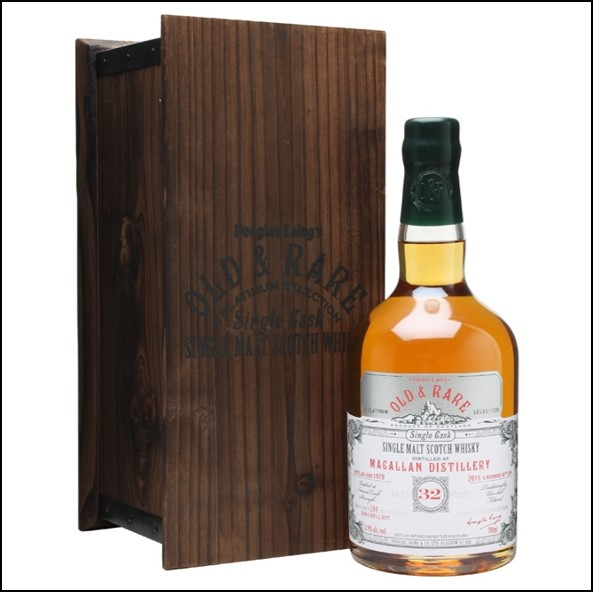 Macallan 32 Year Old 1977-2010 Old and Rare Platinum Douglas Laing 70cl 49.4%