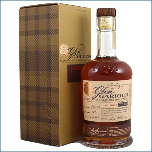 Glen Garioch 1999 18 Year Old Hand Filled Distillery Cask #1420 70cl 56.5%