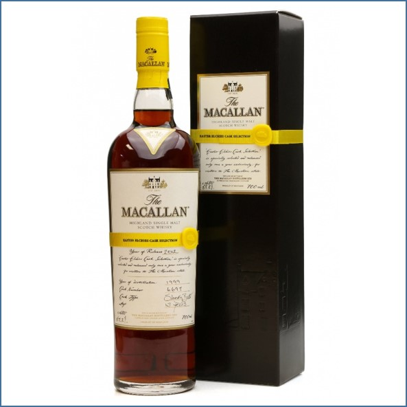 Macallan 1999 13 Year Old Easter Elchies 2012 70cl 57.2%