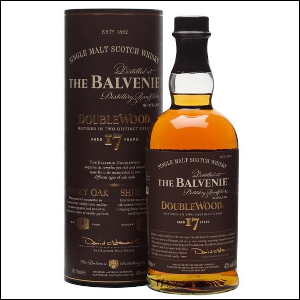 Balvenie 17 Year Old DoubleWood 70cl 43%