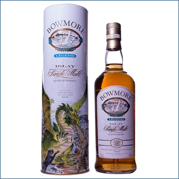 Bowmore Legend of the Sea Dragon 70cl 40%