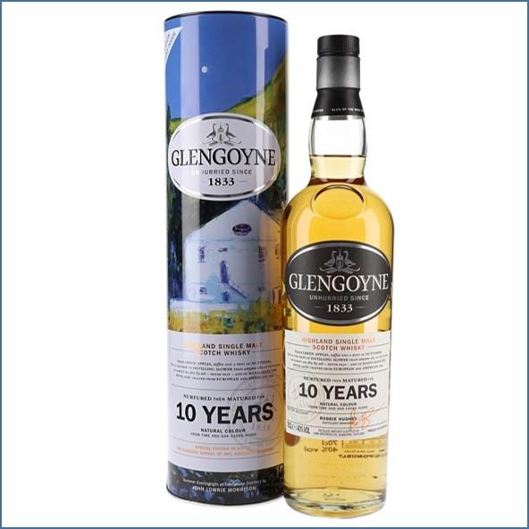 Glengoyne 10 Year Old Jolomo Summer Edition 70cl 40%