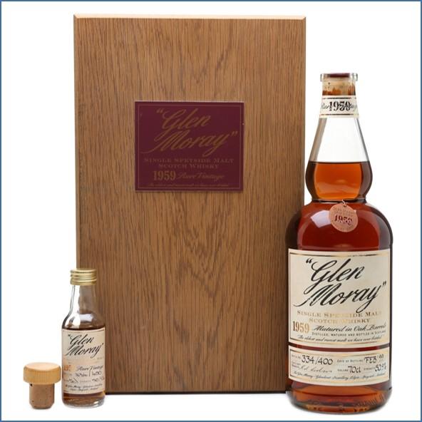 Glen Moray 1959 Bottled 1999 70cl 50.9%