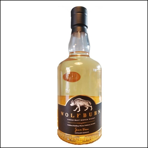 Wolfburn 3 years old Dornoch Whisky Festival 2016 70cl 46%