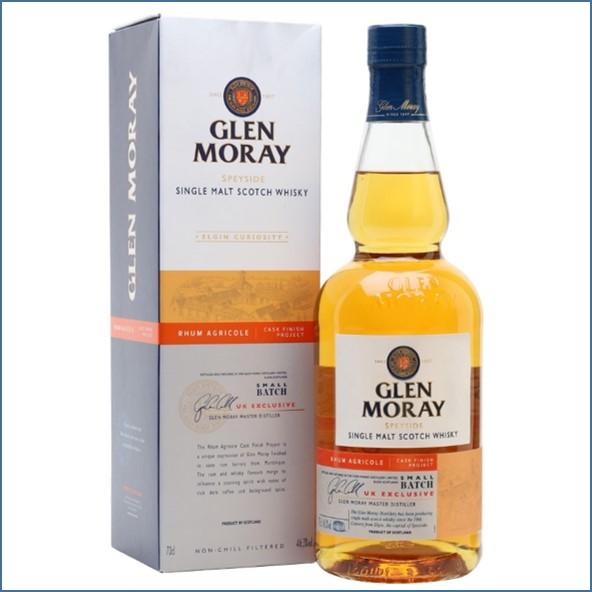 Glen Moray Rhum Agricole Finish Project 70cl 46.3%
