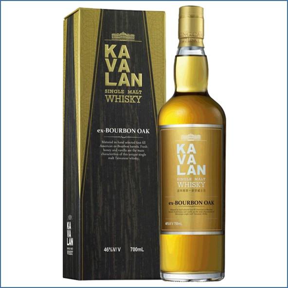 Kavalan Ex-Bourbon Oak 70cl 46%