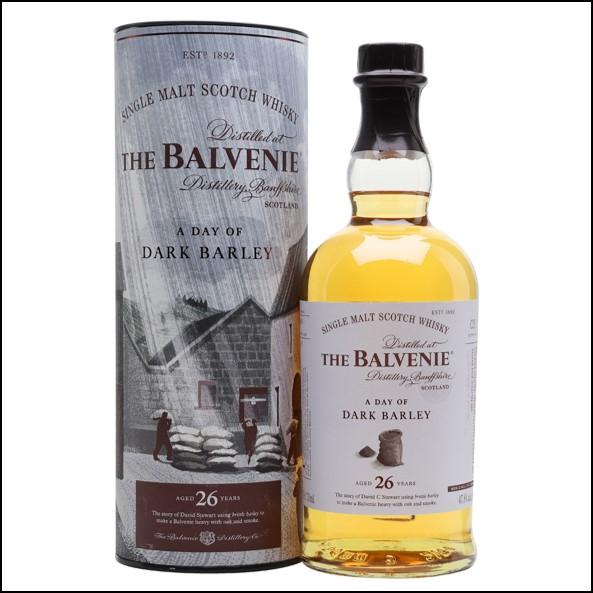 Balvenie A Day Of Dark Barley 26 Year Old Stories No.3 70cl 47.8%