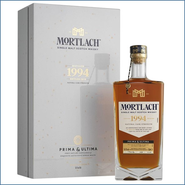 Mortlach 1994 Prima & Ultima 70cl 55.1%