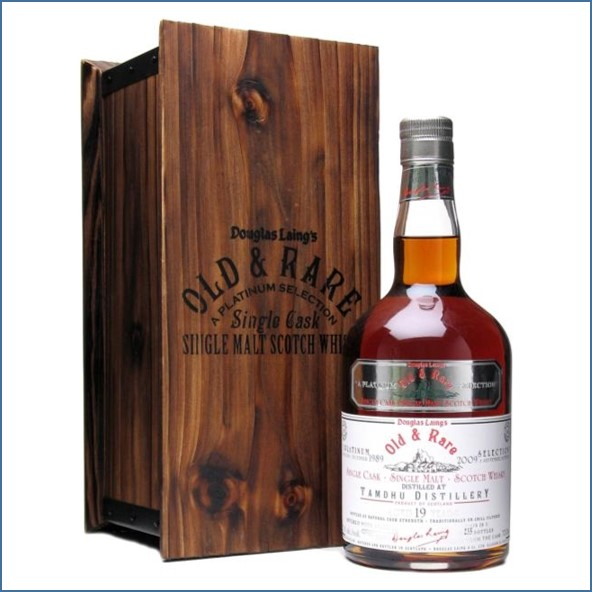 Tamdhu 1989 19 Year Old Sherry Cask Old & Rare Douglas Laing 70cl 57.1%