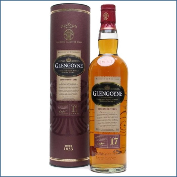Glengoyne 17 Year Old 70cl 43%