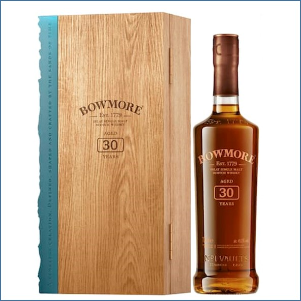 Bowmore  30 Year Old 2020 Release 70cl  45.3%