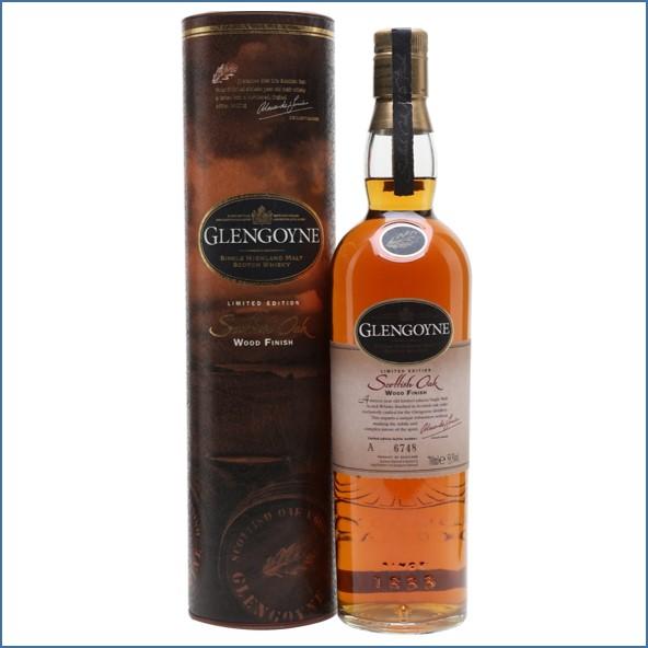 Glengoyne 16 Year Old Scottish Oak Finish 70cl 53.5%