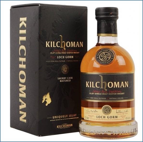 Kilchoman Loch Gorm 2010  Sherry Cask  Bottled 2015 70cl 46%