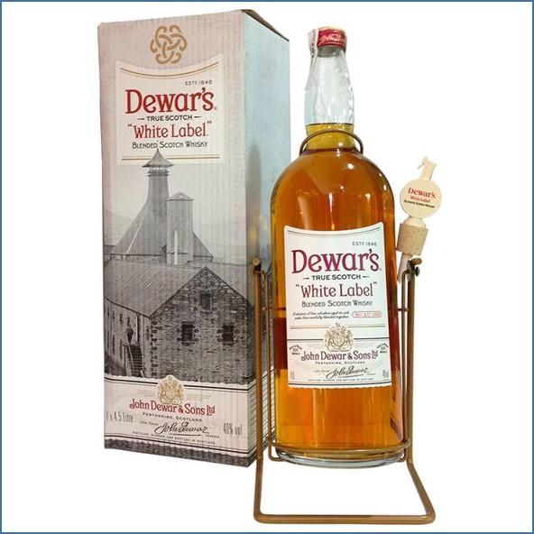 Dewar's White Label 4.5 Liters 40%