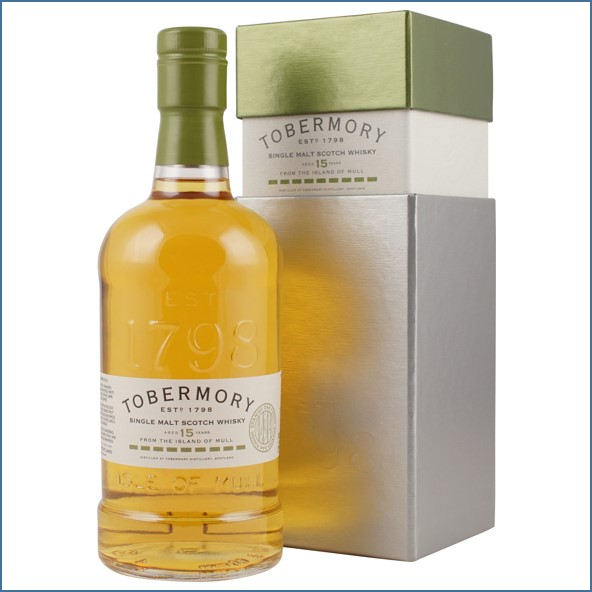 Tobermory 15 Year Old Limited Edition 70cl 46.3%