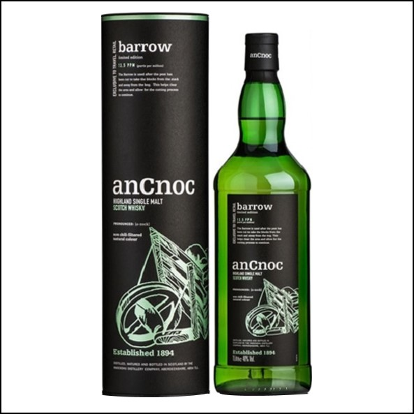AnCnoc Barrow 100cl 46%