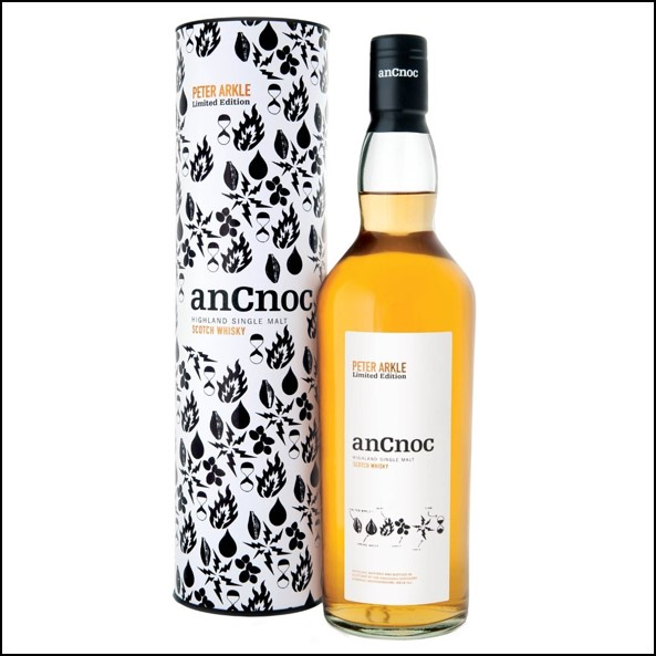 An Cnoc Peter Arkle 1rd Edition Ingredients 70cl 46%