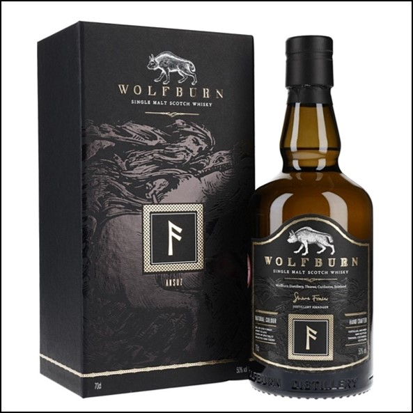 Wolfburn Kylver Series Release 4 3 years old 2018 Highland Single Malt Scotch Whisky 70cl 50%