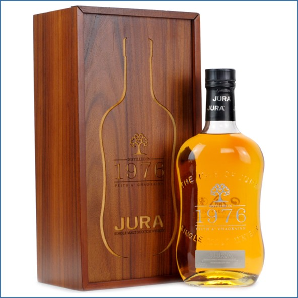 Isle Of Jura 1976 35 Year Old Feith A' Chaorainn Island Single Malt Scotch Whisky 70cl