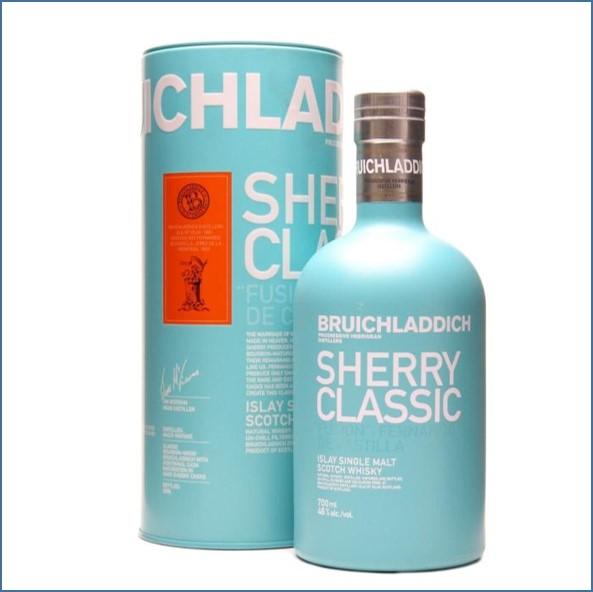 布萊迪收購 Bruichladdich sherry Classic 70cl 46%