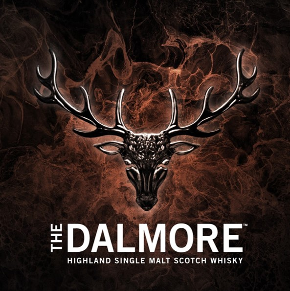 The Dalmore大摩威士忌品牌LOGO