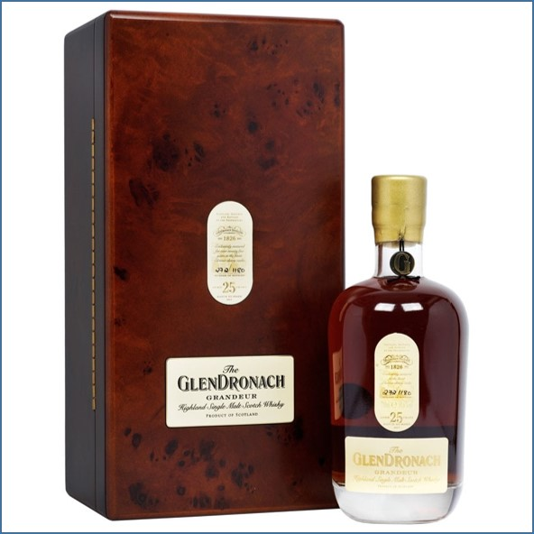 GlenDronach Grandeur 25 Year Old Batch 7 70cl 50.6%