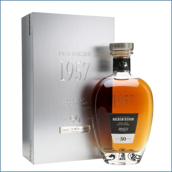 Auchentoshan 50 Year Old 1957 Sherry Cask #479 70cl 46.8%