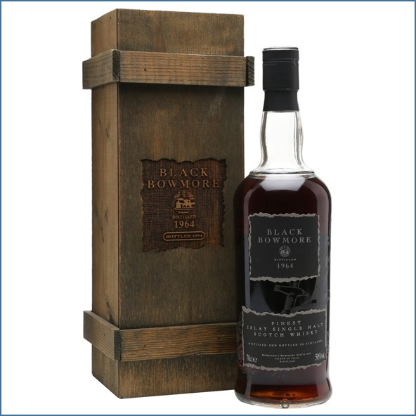 Black Bowmore 1964 30 Year Old 2nd Edition 70cl 50%