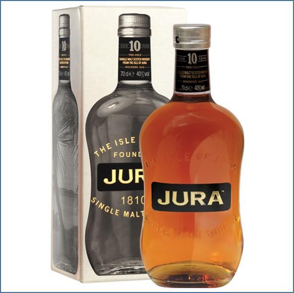 Isle of Jura 10 Year Old 70cl 40%