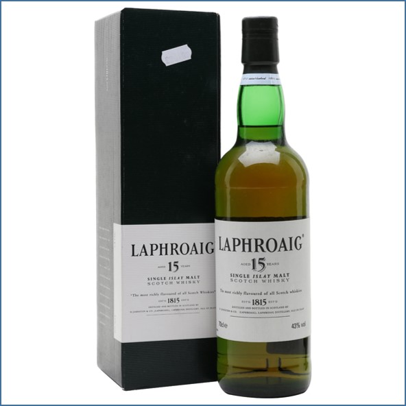 Laphroaig 15 Year Old Bot.1990s 70cl 43%