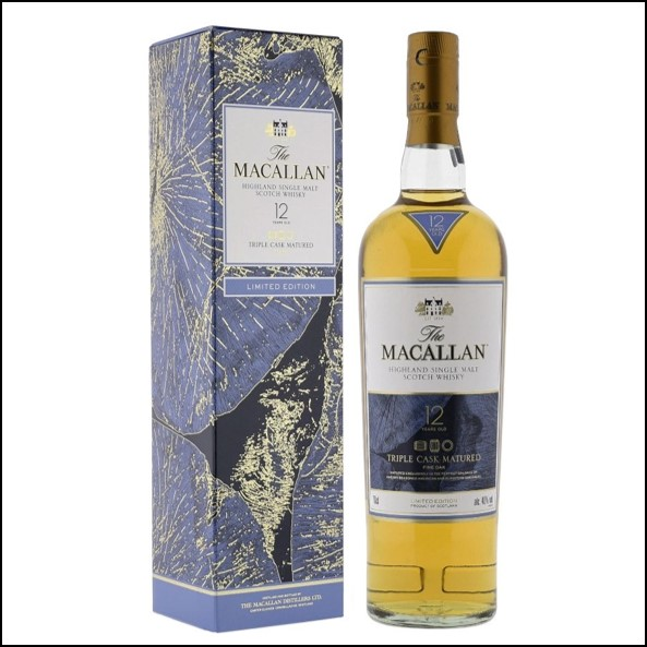 麥卡倫12年 Fine Oak/Macallan Fine Oak 12 Year Old 70cl 40%