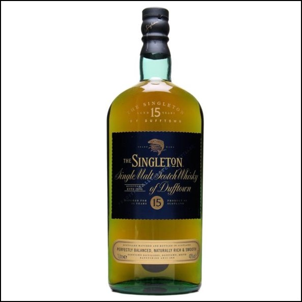 Singleton of Dufftown 15 Year Old S 100cl 40%