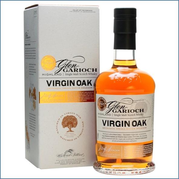 Glen Garioch Virgin Oak 70cl 48%