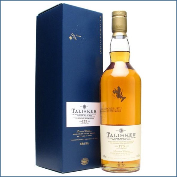 Talisker 175th Anniversary Edition 2005 70cl 45.8%